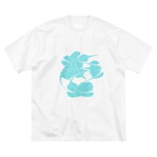 PROPPYの芸バクシリーズ2 Big silhouette T-shirts