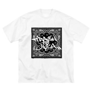 No Paisley No Life Big silhouette T-shirts