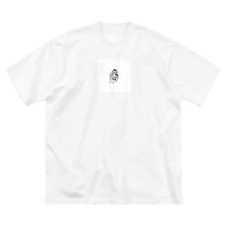 🧸 Big silhouette T-shirts