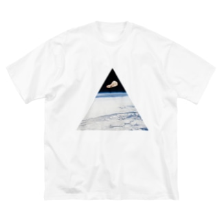 Trinaangle T-shirt (トライナングルTシャツ) Big silhouette T-shirts