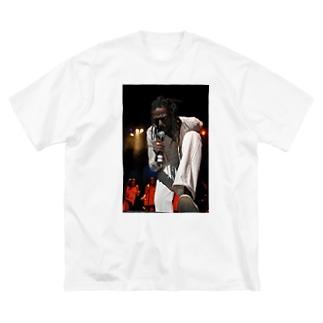 バントン Big silhouette T-shirts