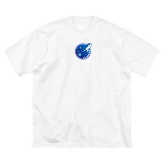 SWIMMER Big silhouette T-shirts