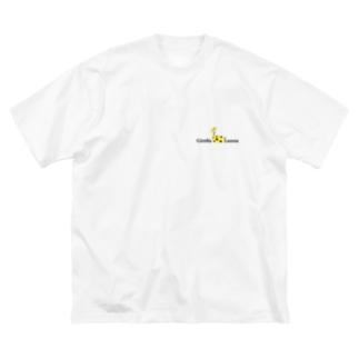 じらふろーれん Big silhouette T-shirts
