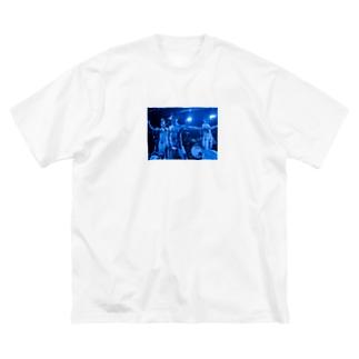 デンジャラス商店のlet's put on mask by前立宣戦 非公式ver Big silhouette T-shirts