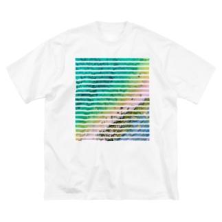OKINAWA ビッグシルエットTシャツ Big silhouette T-shirts