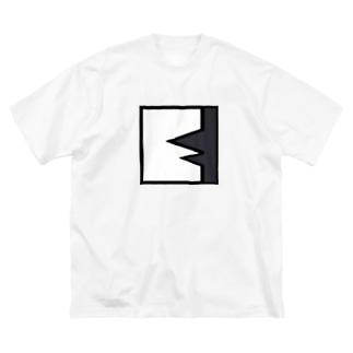suzuyaの周波数的な何か.2 Big silhouette T-shirts