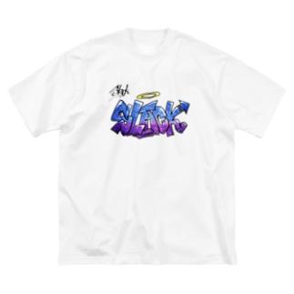 SLACK Big silhouette T-shirts