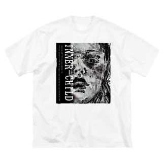 not emotional 両面 Big silhouette T-shirts
