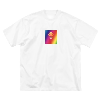 Greenstyleのgreenstyle  gentleman Big silhouette T-shirts