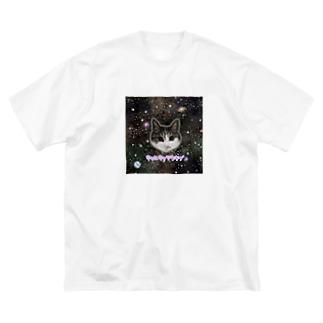 キャニキャマクラブのキャニキャマクラブ Big silhouette T-shirts