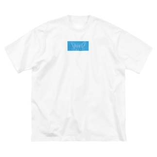 トビタイペンギン Big silhouette T-shirts