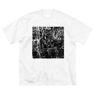 JADEM BALLETのArt graphic Big silhouette T-shirts