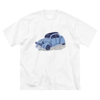 Citroen CV Big silhouette T-shirts