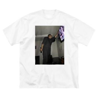 Y Big silhouette T-shirts