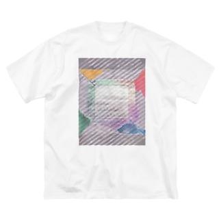 view01 Big silhouette T-shirts