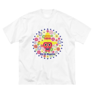 Day of the dead Big silhouette T-shirts
