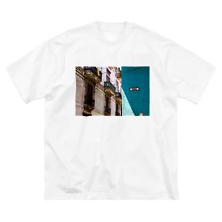 havana t-shirts Big silhouette T-shirts