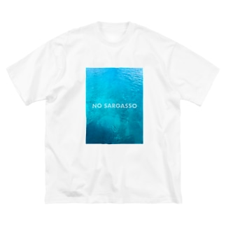 no sargasso x cozmel  Big silhouette T-shirts