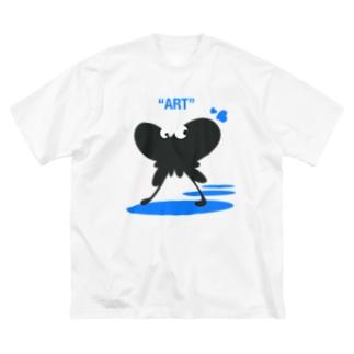 ART Big T-shirts