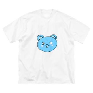 うてろのおねずみ 2 Big silhouette T-shirts
