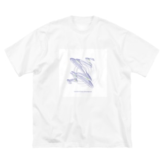 concective coincidence Big silhouette T-shirts