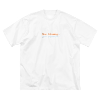 Now totonoing サウナ 1 Big T-shirts
