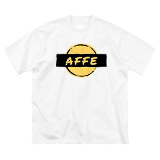 AFFE ROCK Big silhouette T-shirts