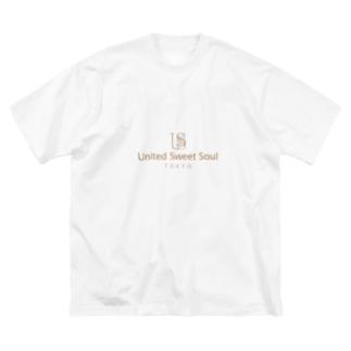 United Sweet Soul Logo#01/02 Big silhouette T-shirts