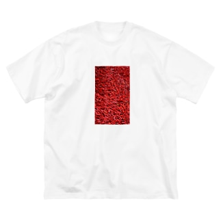 辣椒 Big silhouette T-shirts
