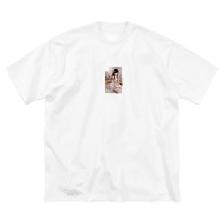AXB Doll 145cm 大人しい女子貧乳リアルドール Big silhouette T-shirts