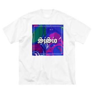 noise out Big silhouette T-shirts