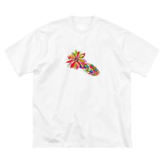 VividPower🌈🌺 Big silhouette T-shirts