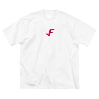 F_Symbol Big Silhouette T-Shirt
