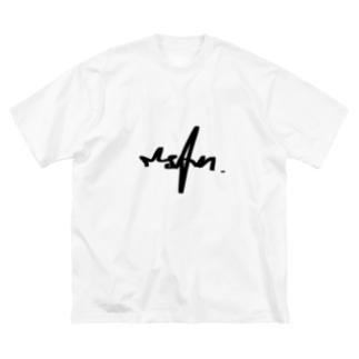 Ms Amaryllis tagging logo  Big silhouette T-shirts