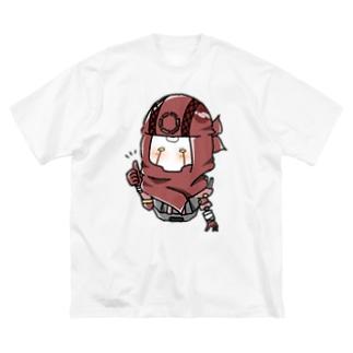 APEXレヴナント Big silhouette T-shirts