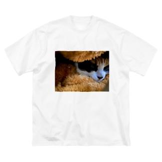 シェリbig2️⃣ Big silhouette T-shirts