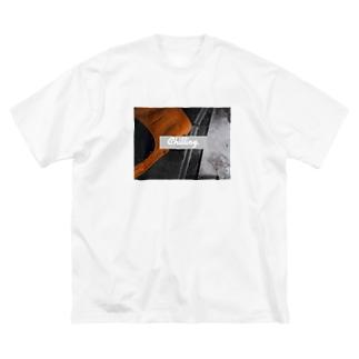 Chilling. corvette c5. Big silhouette T-shirts
