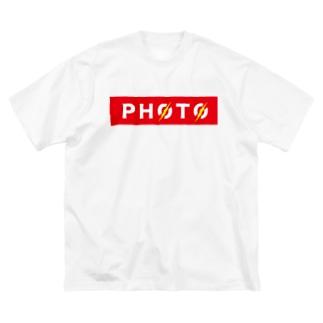 PHOTO2 Big silhouette T-shirts