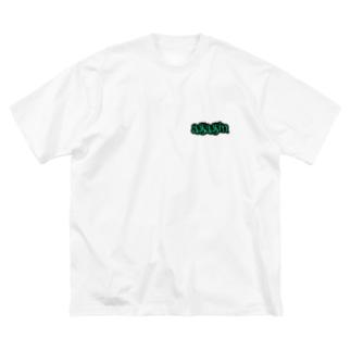 assassin(意味:暗殺者、刺客) Big silhouette T-shirts