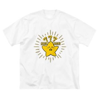 せきらら☆なほし君 Big silhouette T-shirts