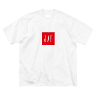 JAP Big silhouette T-shirts