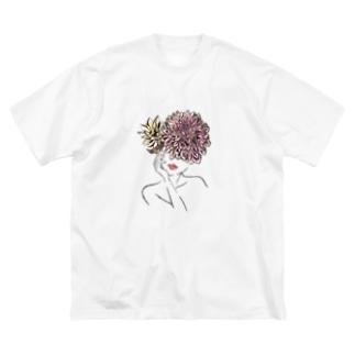 【 Dahlia Head 】part.1 Big silhouette T-shirts