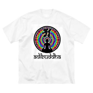 adibuddha 2 Big silhouette T-shirts