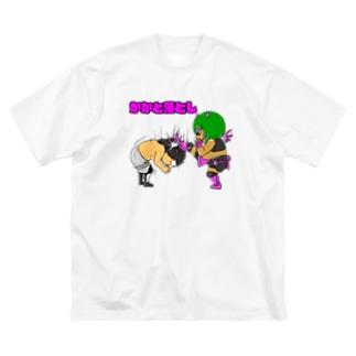 BONITA カカト落とし Big silhouette T-shirts