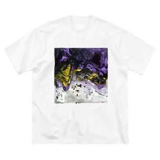 Gz Big silhouette T-shirts
