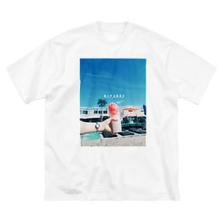 常夏🍧 Big silhouette T-shirts