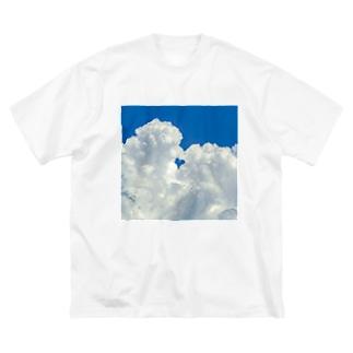 I LOVE KUMO Big silhouette T-shirts