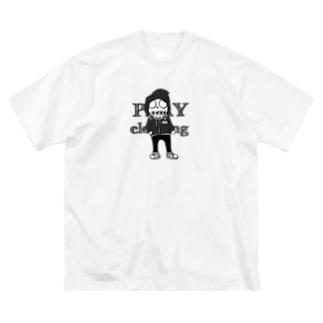 GRIM REAPER MO Big silhouette T-shirts