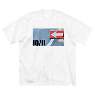 IO/II Big silhouette T-shirts