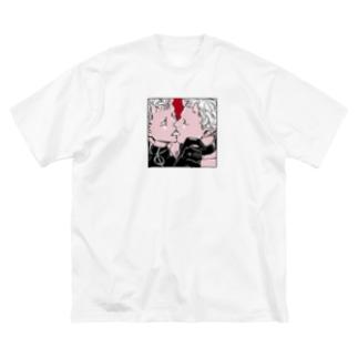 Devil Boys Big silhouette T-shirts